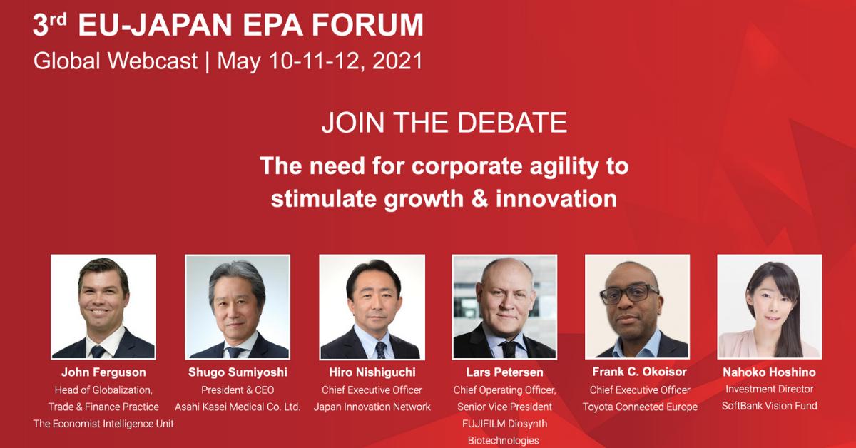 EU - Japan Forum