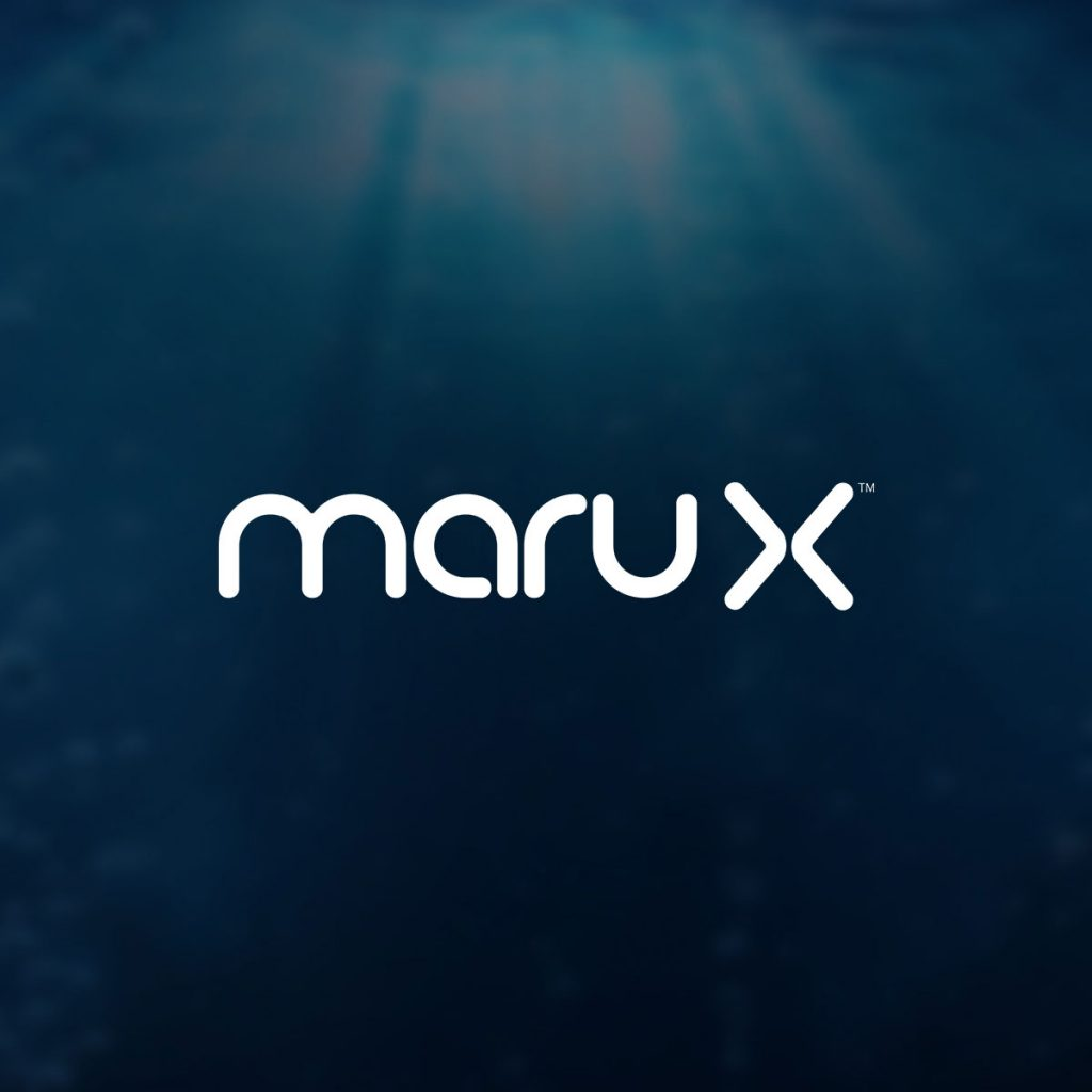 Logo of MaruX™ Continuous Biomanufacturing