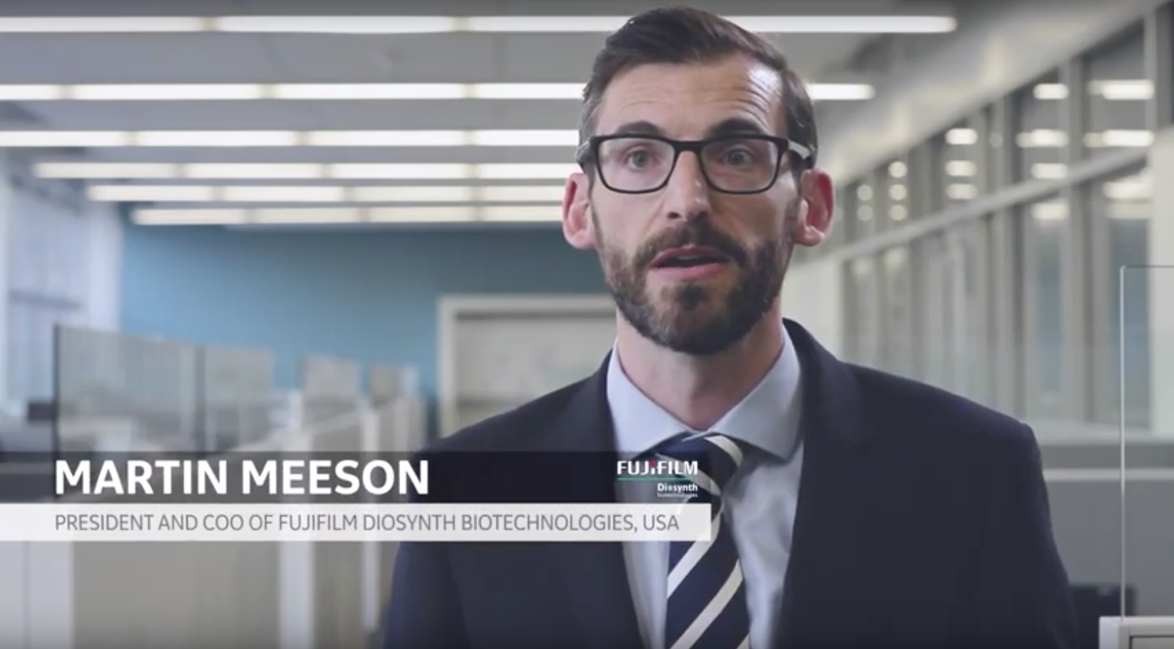 Video of 4 key considerations when determining the right type of biomanufacturing capacity
